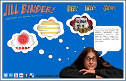 Jill Binder Portfolio