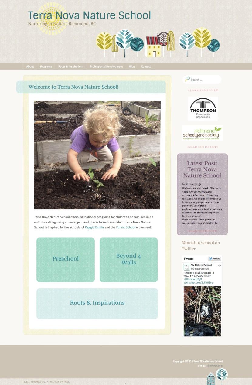 Terra Nova NatureSchool
